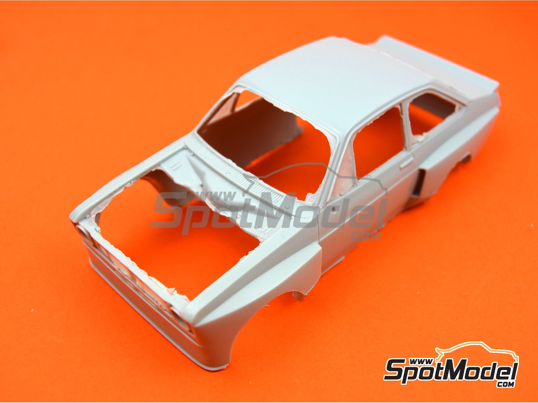 Image 12: Ford Escort Mk. II RS1800 Shell - Montecarlo Rally 1976 | Marking / livery in 1/24 scale manufactured by Reji Model (ref.REJI-103)