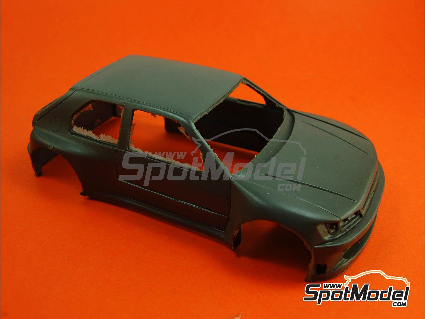 Image 8: Peugeot 306 Maxi Kit Car Evo Total - Rally Barum de la Republica Checa 2004 | Maqueta de coche en escala1/24 fabricado por Reji Model (ref.REJI-2404, tambien 2404)