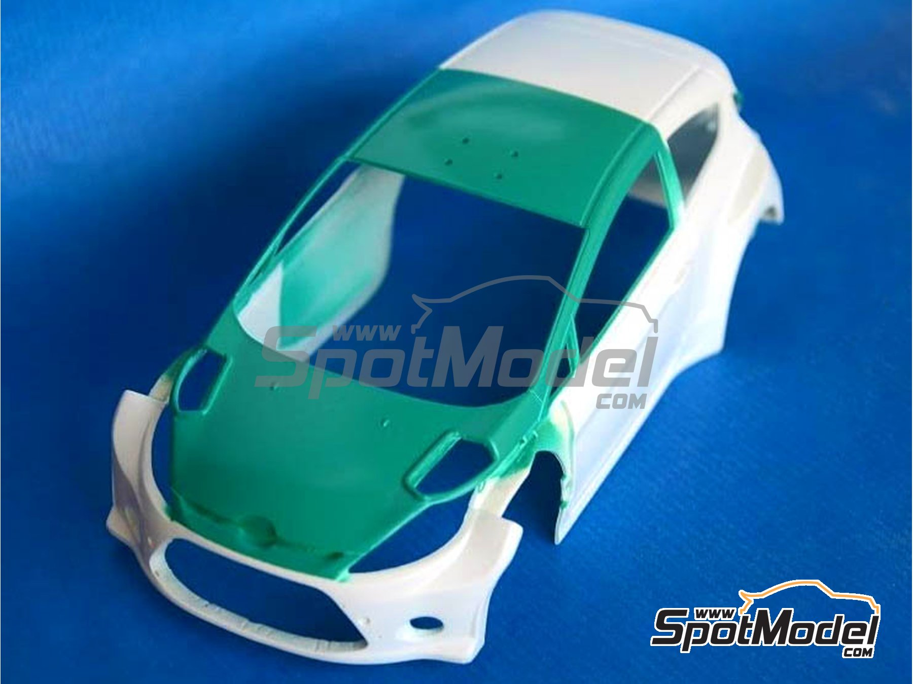 Image 1: Bruco Green | Acrylic paint manufactured by Reji Model (ref.RMP-001)