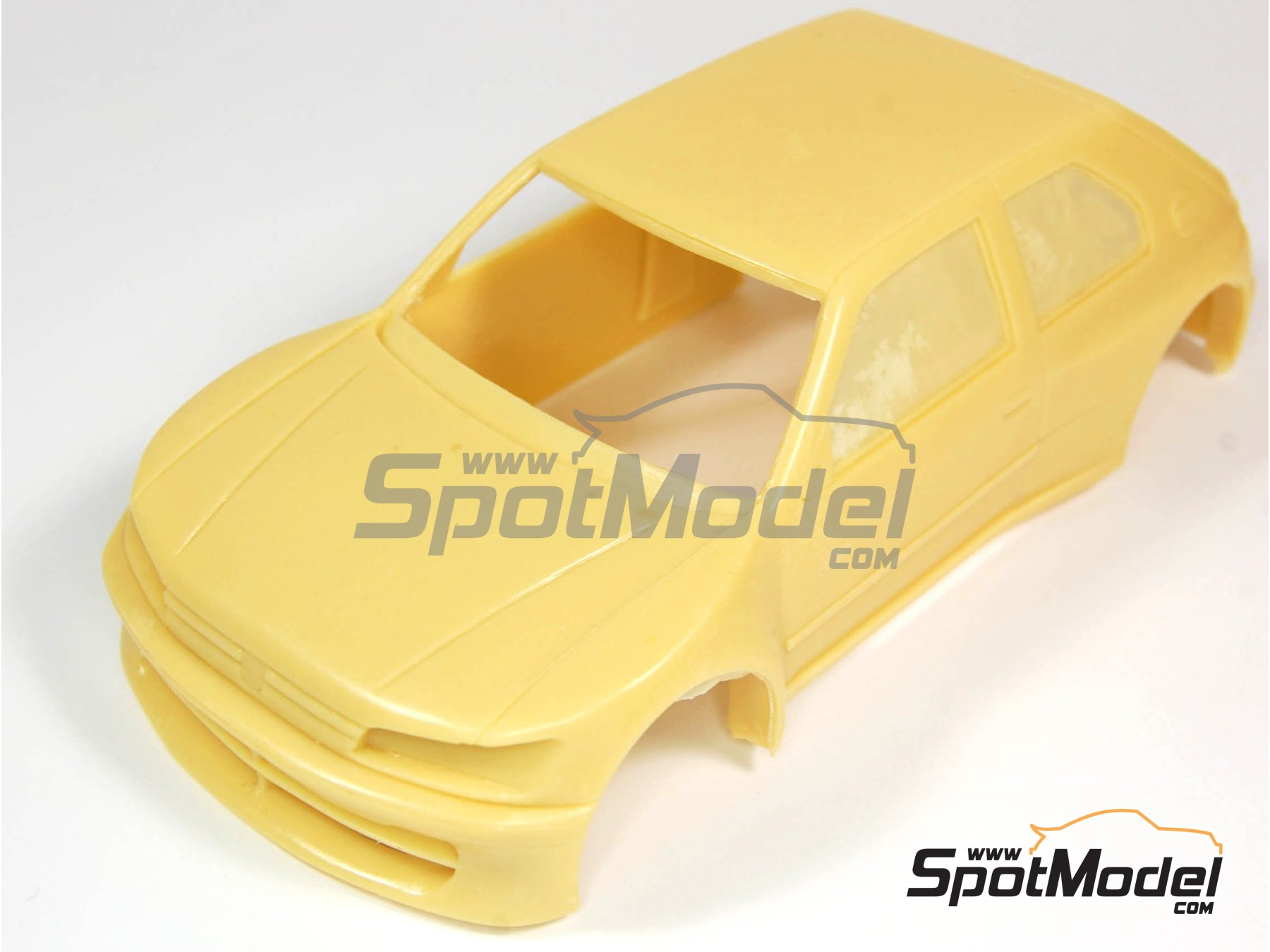 Image 1: Peugeot 306 Maxi Evo 1 | Bodywork in 1/24 scale manufactured by Renaissance Models (ref. CTR2401-BODY)