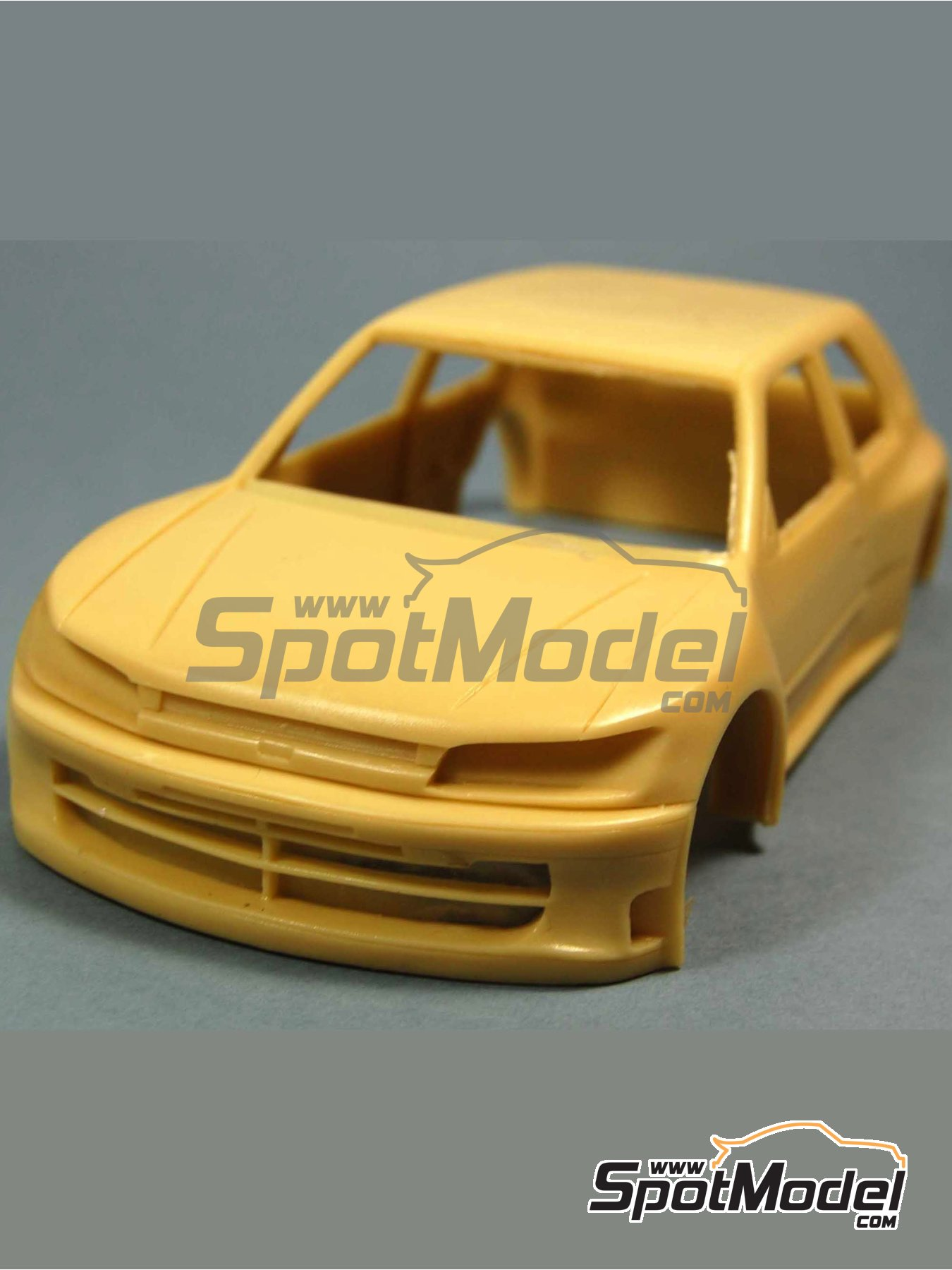 Peugeot 306 Maxi Evo 2 | Bodywork in 1/24 scale manufactured by Renaissance Models (ref. CTR2404-BODY) image