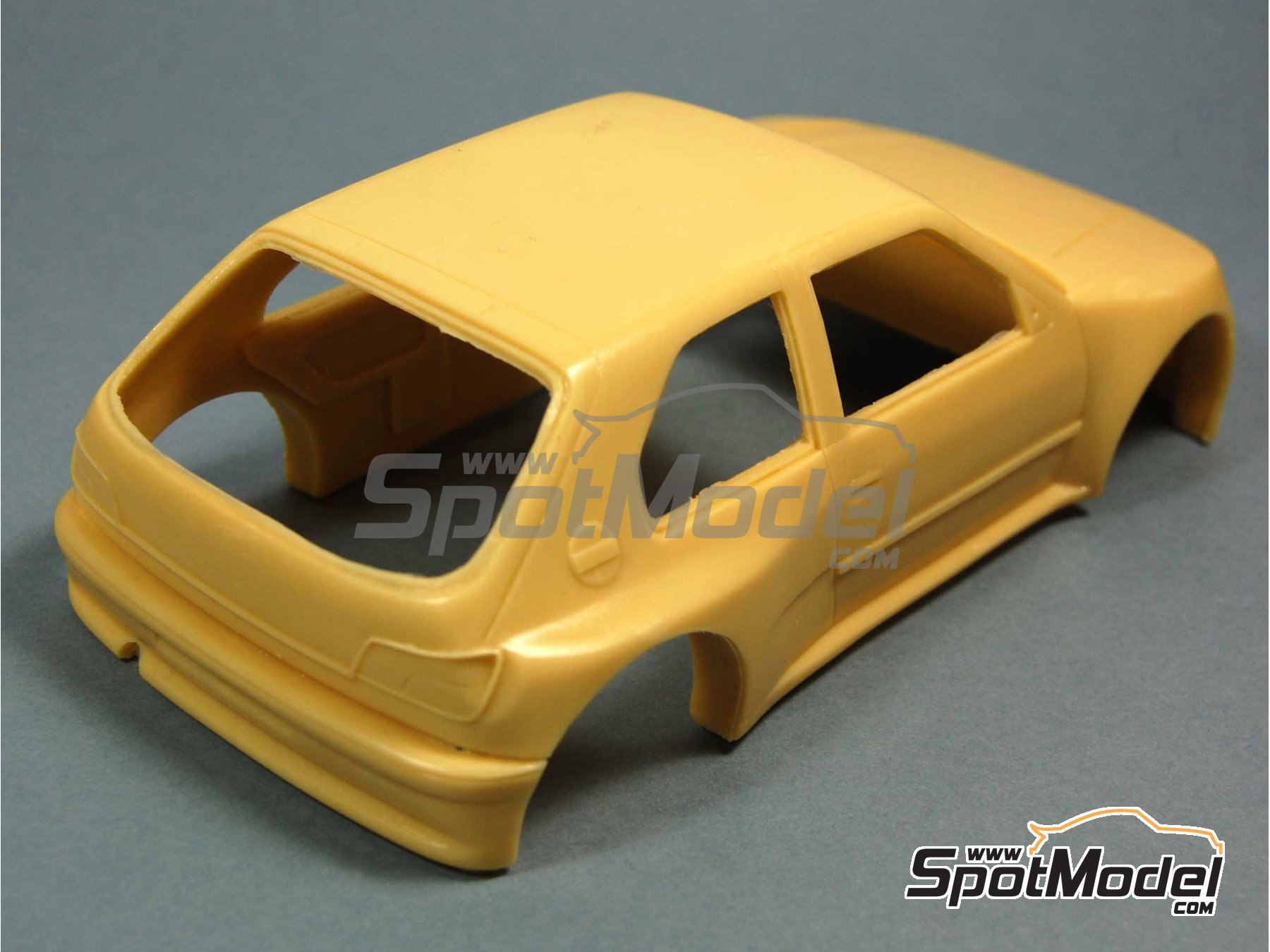 Image 1: Peugeot 306 Maxi Evo 2 | Bodywork in 1/24 scale manufactured by Renaissance Models (ref. CTR2404-BODY)