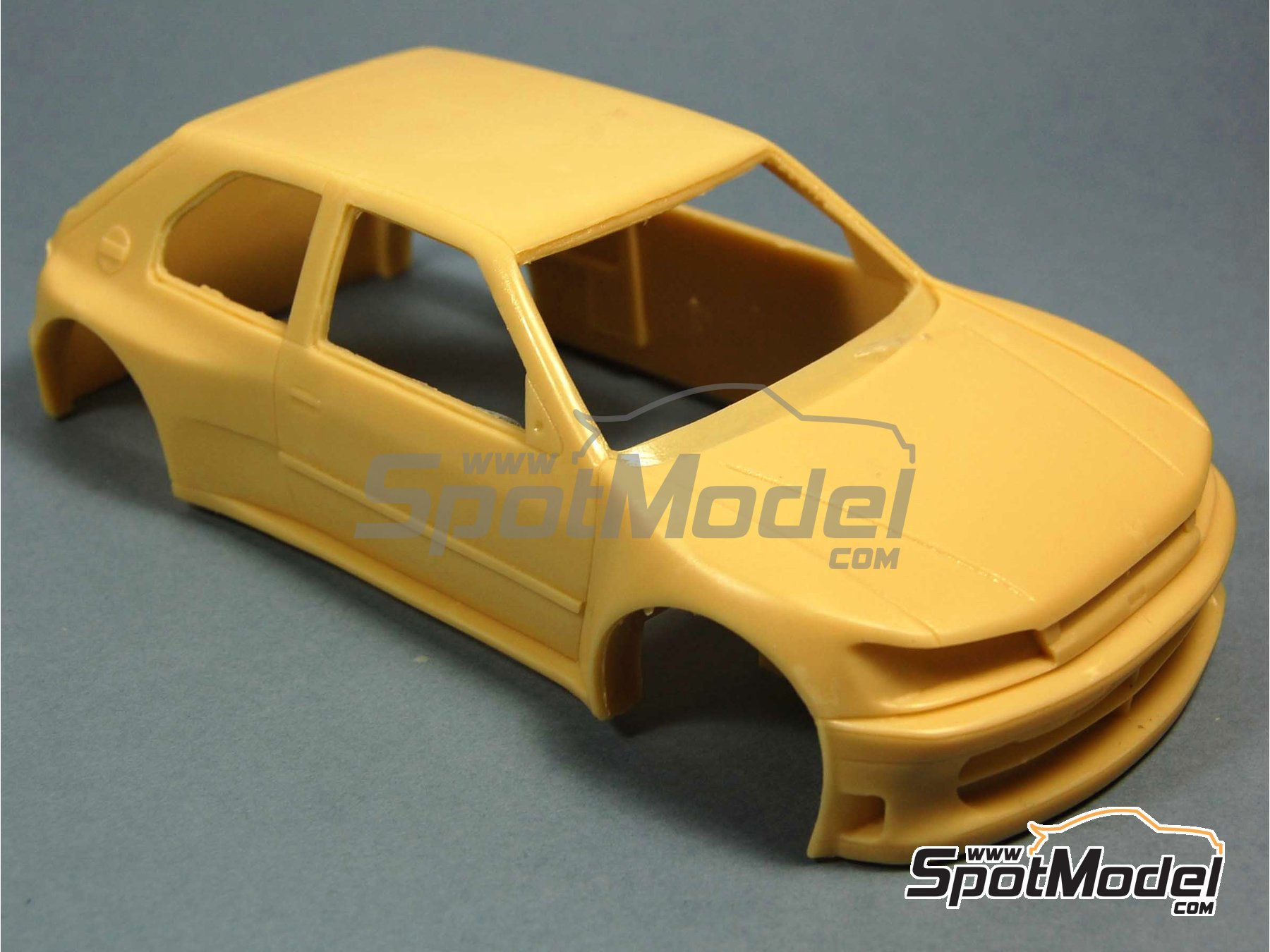Image 2: Peugeot 306 Maxi Evo 2 | Bodywork in 1/24 scale manufactured by Renaissance Models (ref. CTR2404-BODY)