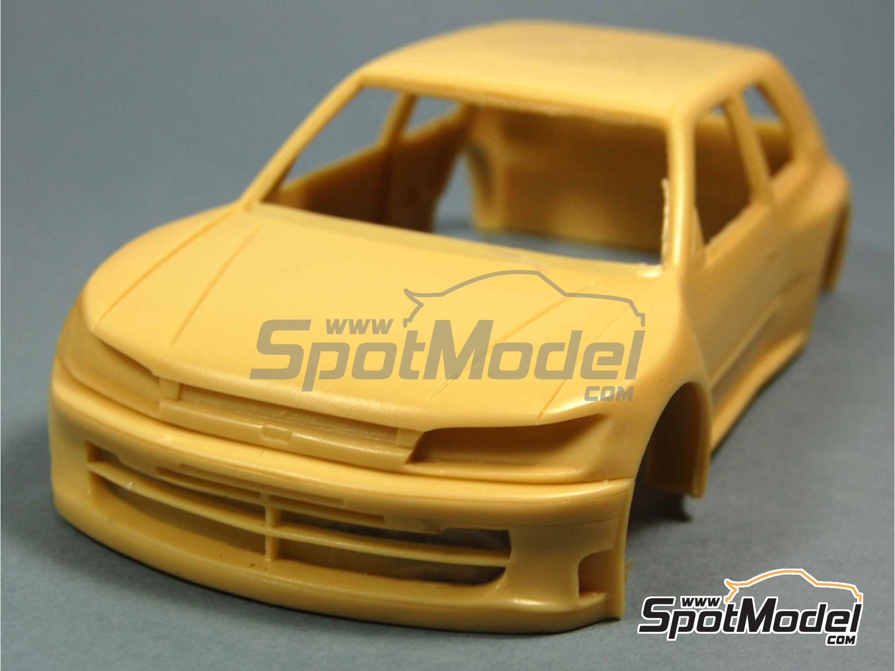 Image 3: Peugeot 306 Maxi Evo 2 | Bodywork in 1/24 scale manufactured by Renaissance Models (ref. CTR2404-BODY)