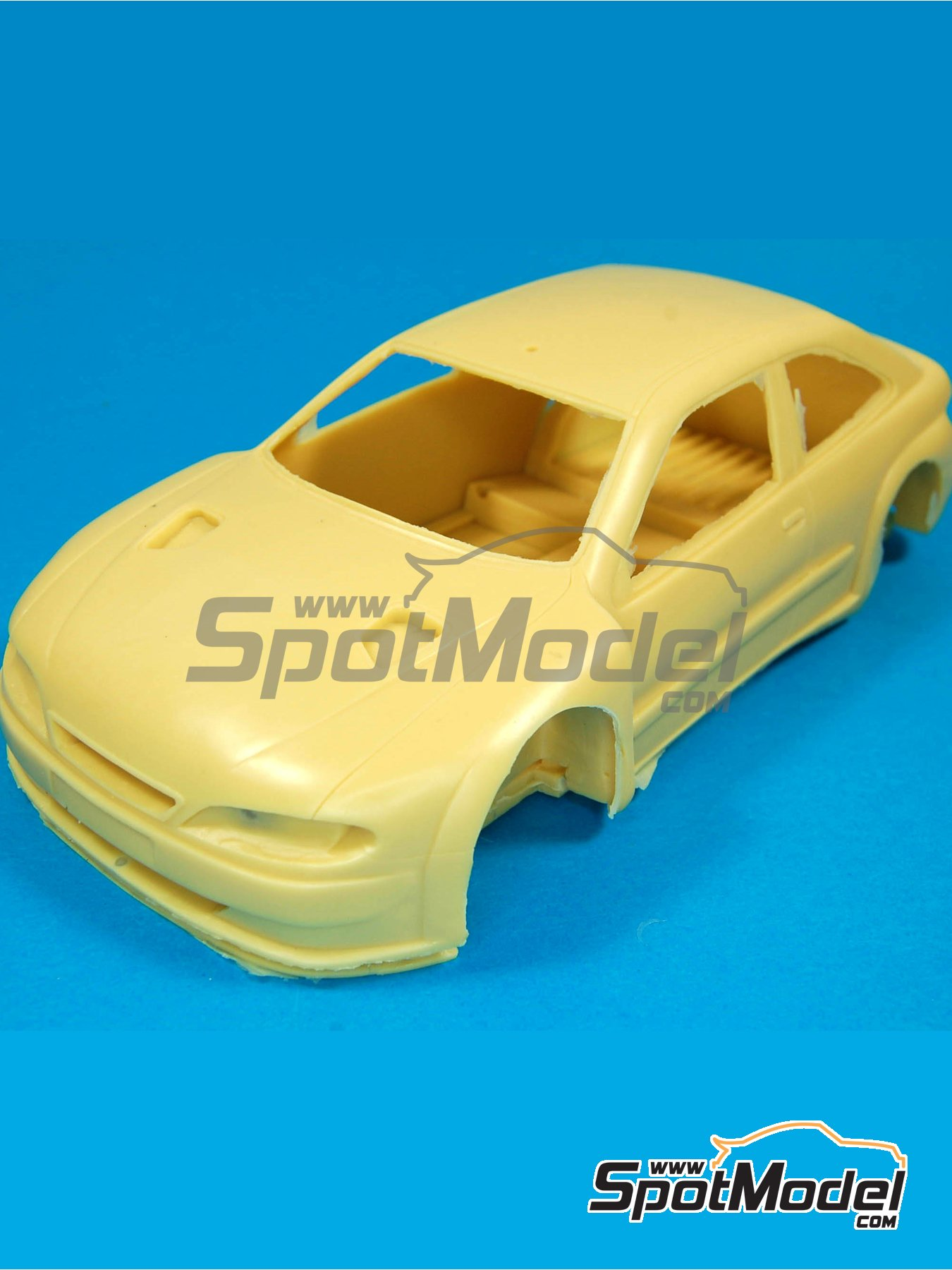 Citroen Xsara Kit-car | Bodywork in 1/24 scale manufactured by Renaissance Models (ref. CTR2405-BODY) image