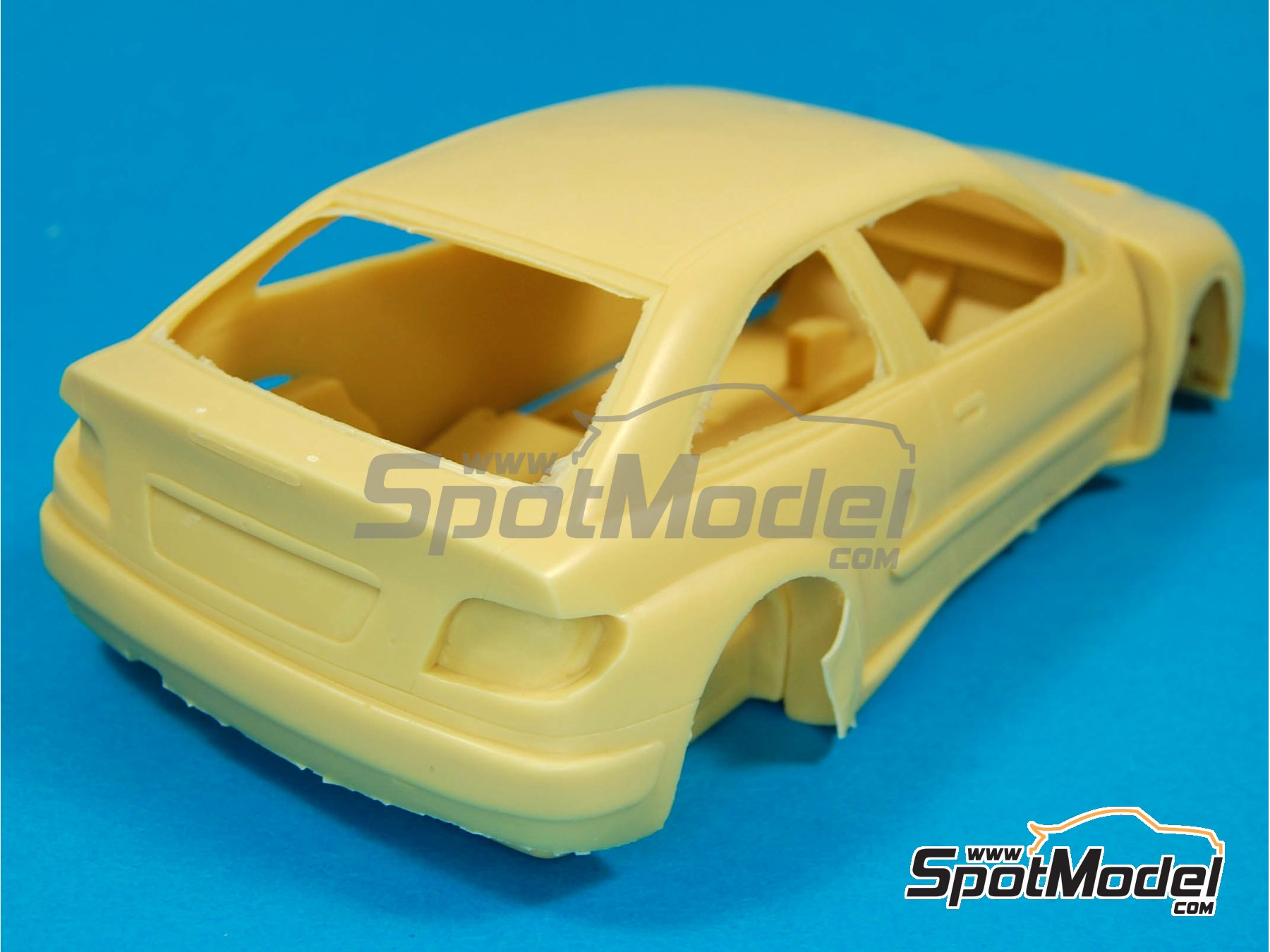 Image 3: Citroen Xsara Kit-car | Bodywork in 1/24 scale manufactured by Renaissance Models (ref. CTR2405-BODY)