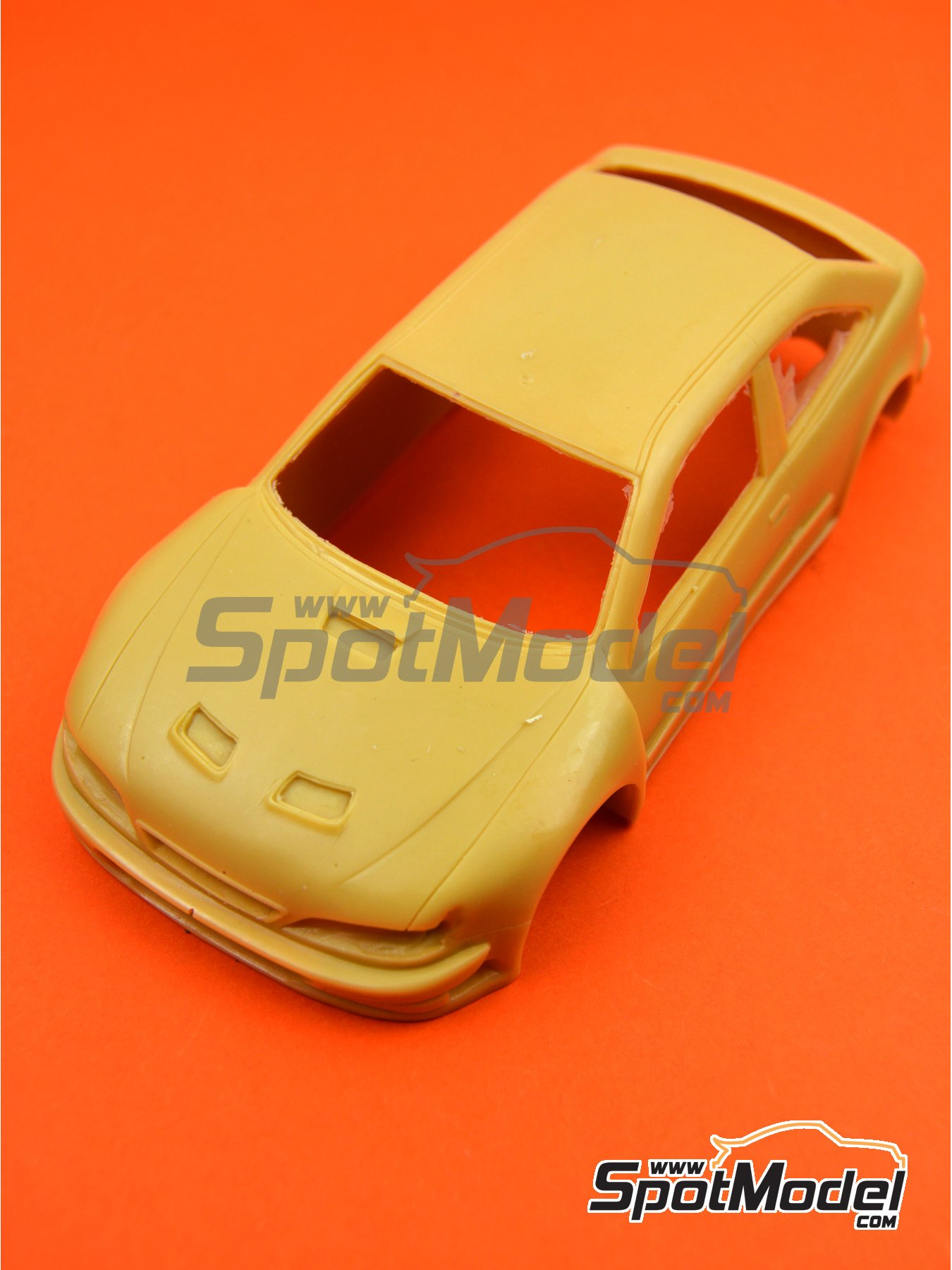Citroen Xsara T4 WRC | Bodywork in 1/24 scale manufactured by Renaissance Models (ref.CTR2409-BODY) image