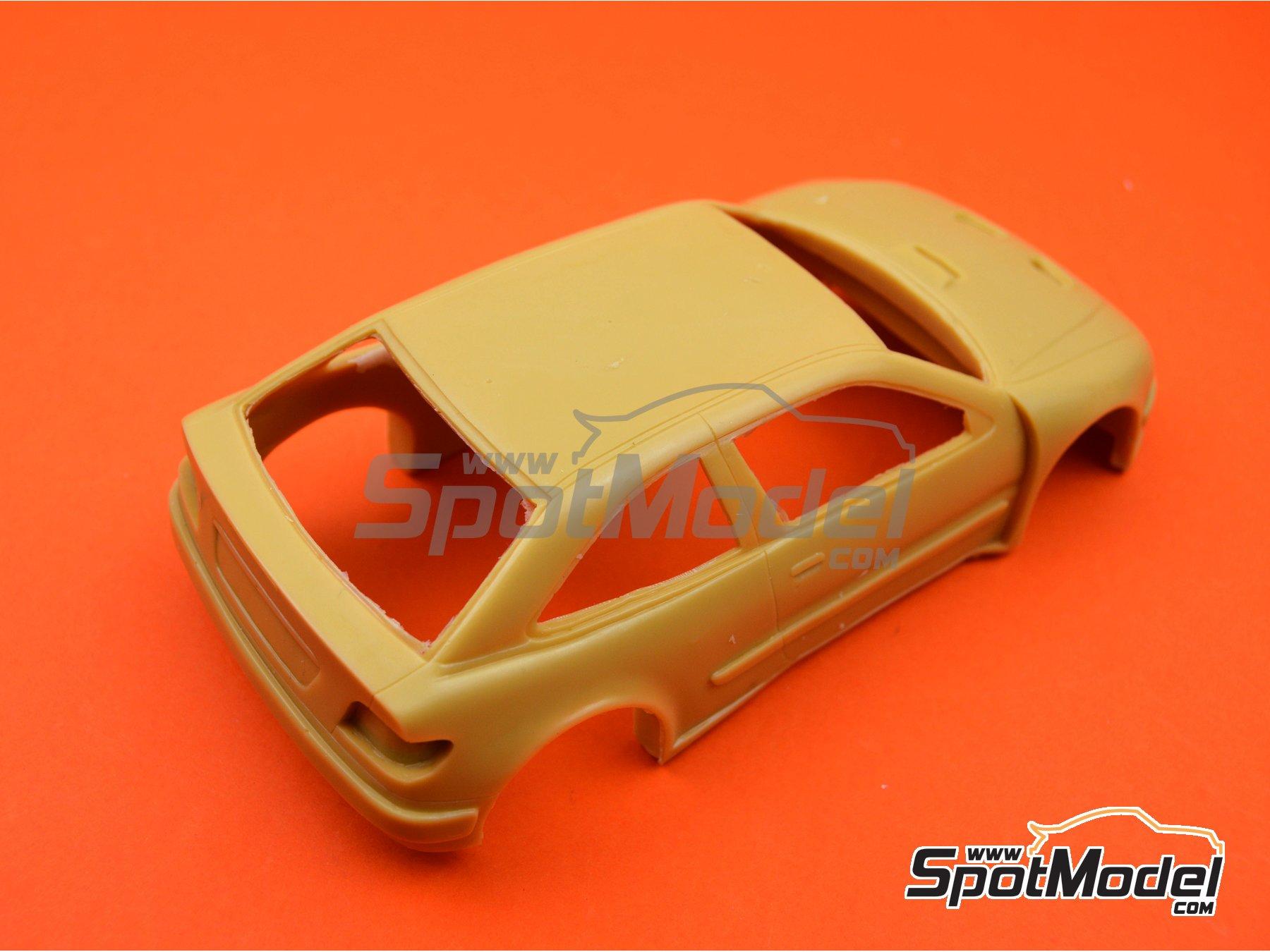 Image 2: Citroen Xsara T4 WRC | Bodywork in 1/24 scale manufactured by Renaissance Models (ref.CTR2409-BODY)