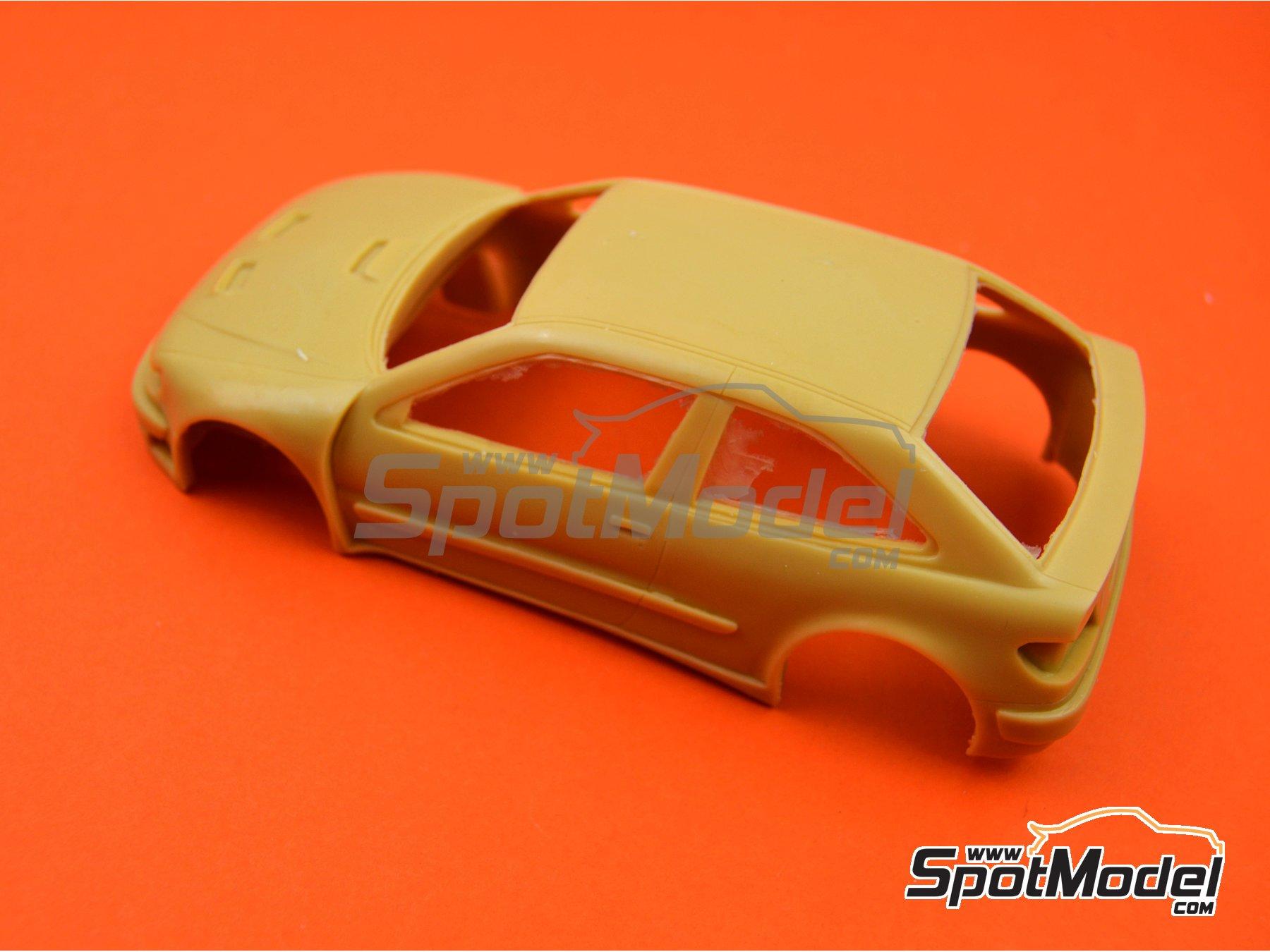 Image 3: Citroen Xsara T4 WRC | Bodywork in 1/24 scale manufactured by Renaissance Models (ref.CTR2409-BODY)