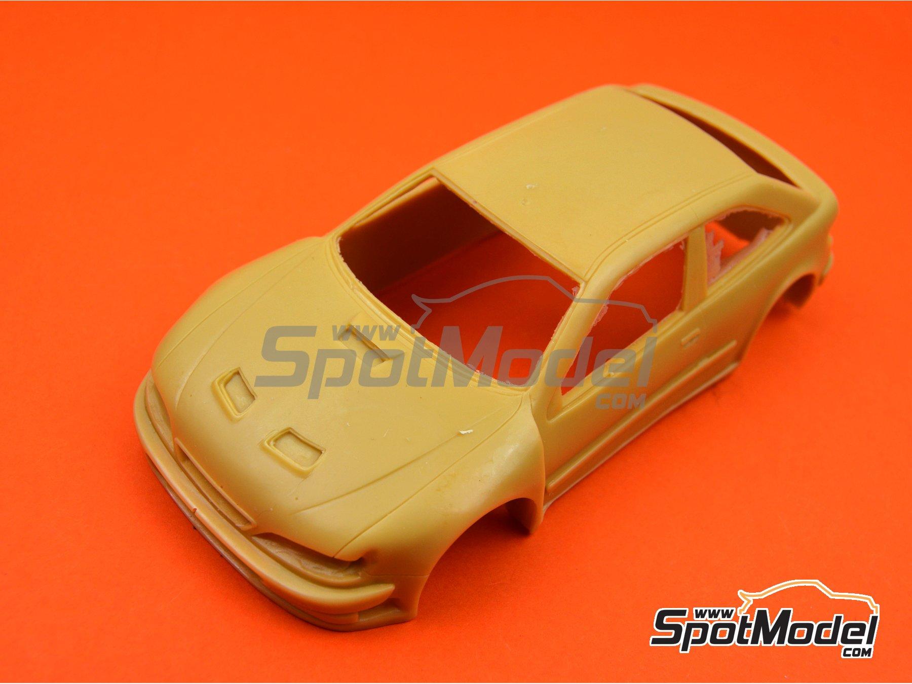 Image 4: Citroen Xsara T4 WRC | Bodywork in 1/24 scale manufactured by Renaissance Models (ref.CTR2409-BODY)