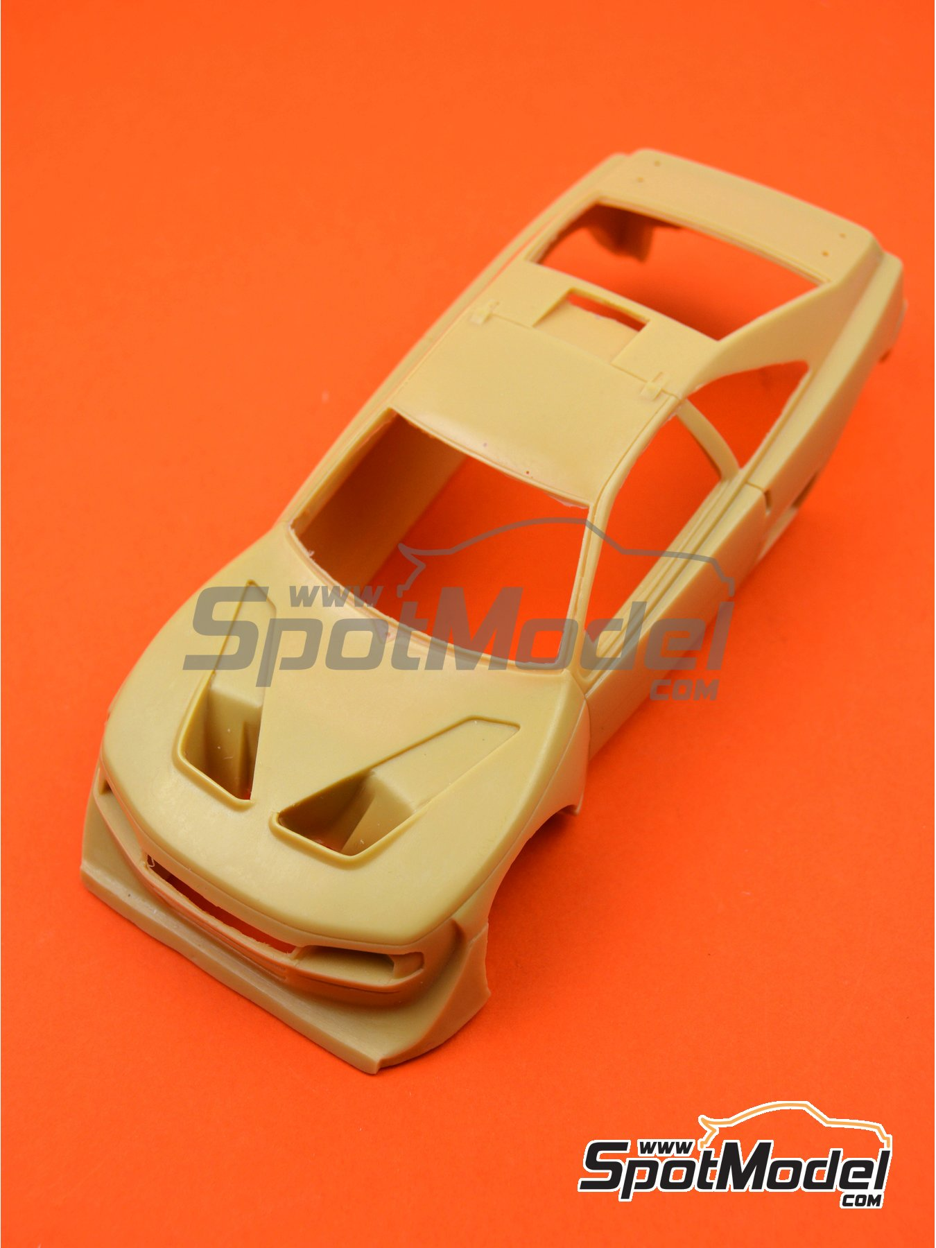 Peugeot 405 T16 | Bodywork in 1/24 scale manufactured by Renaissance Models (ref.CTR2420-BODY) image