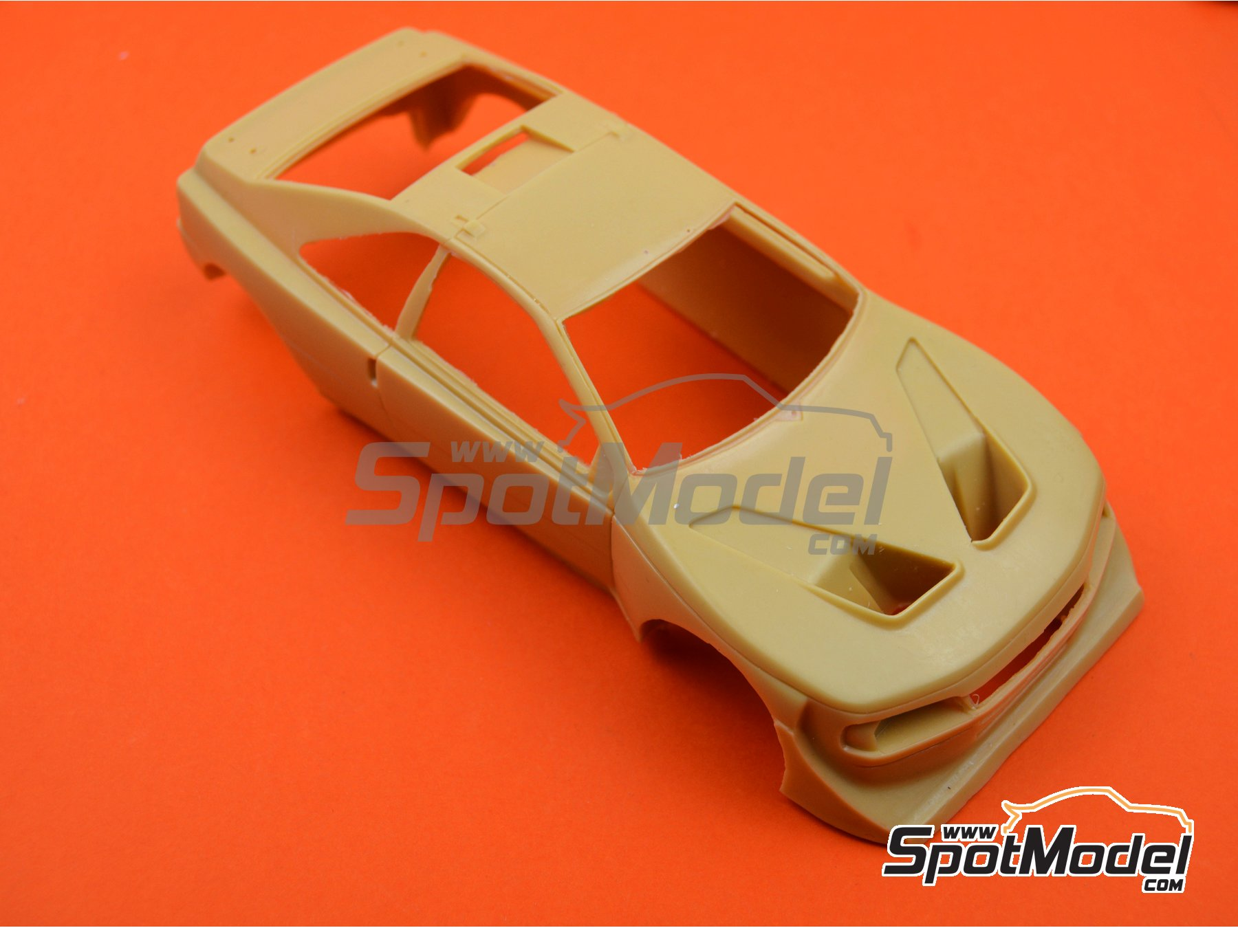 Image 1: Peugeot 405 T16 | Bodywork in 1/24 scale manufactured by Renaissance Models (ref.CTR2420-BODY)