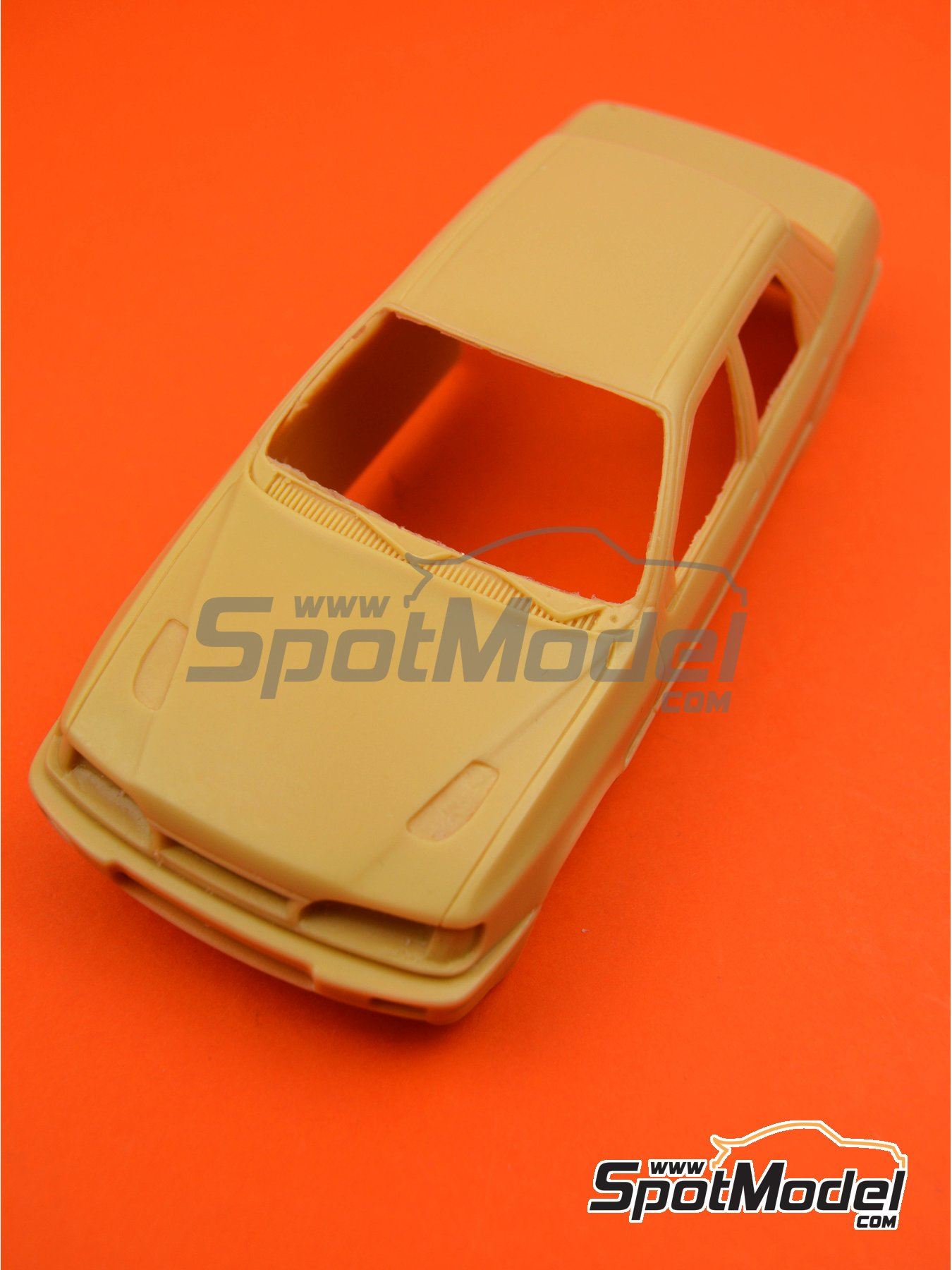 Ford Sierra Cosworth 4x4 Group A | Bodywork in 1/24 scale manufactured by Renaissance Models (ref. CTR2423-BODY) image