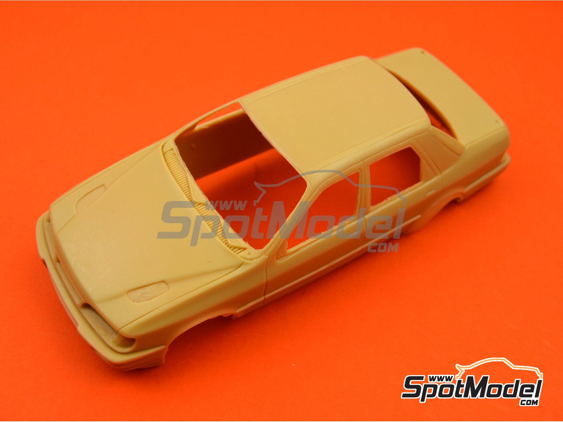 Image 1: Ford Sierra Cosworth 4x4 Group A | Bodywork in 1/24 scale manufactured by Renaissance Models (ref. CTR2423-BODY)