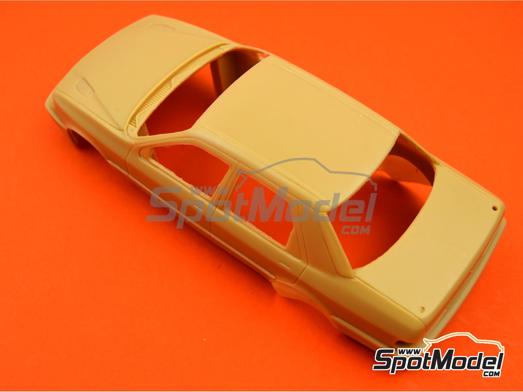 Image 3: Ford Sierra Cosworth 4x4 Group A | Bodywork in 1/24 scale manufactured by Renaissance Models (ref. CTR2423-BODY)