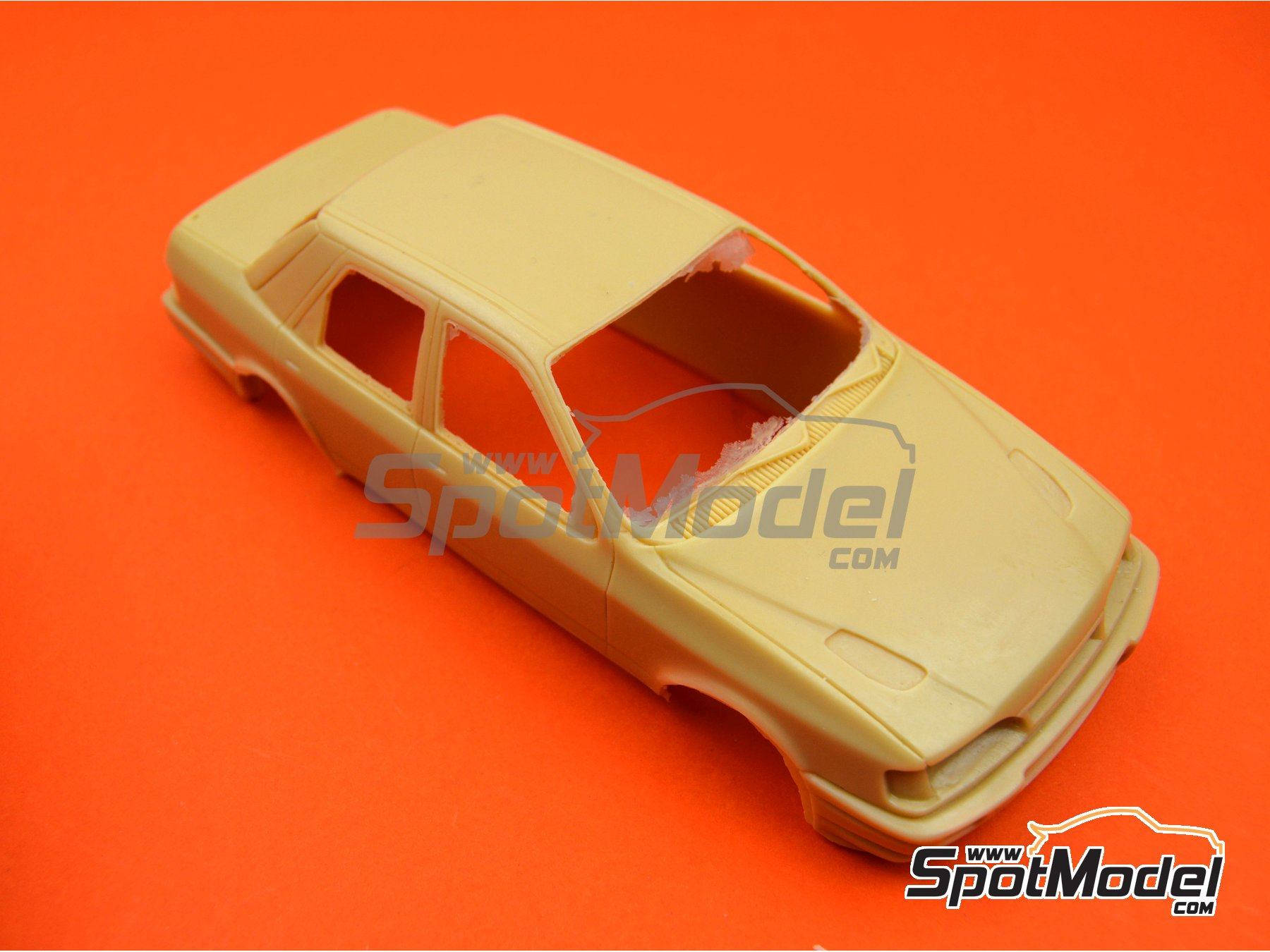 Image 1: Ford Sierra Cosworth 4x4 Group A | Bodywork in 1/24 scale manufactured by Renaissance Models (ref.CTR2424-BODY)