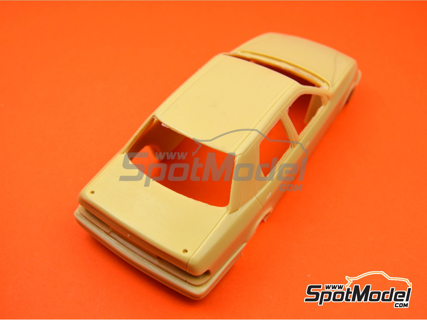 Image 2: Ford Sierra Cosworth 4x4 Group A | Bodywork in 1/24 scale manufactured by Renaissance Models (ref. CTR2424-BODY)