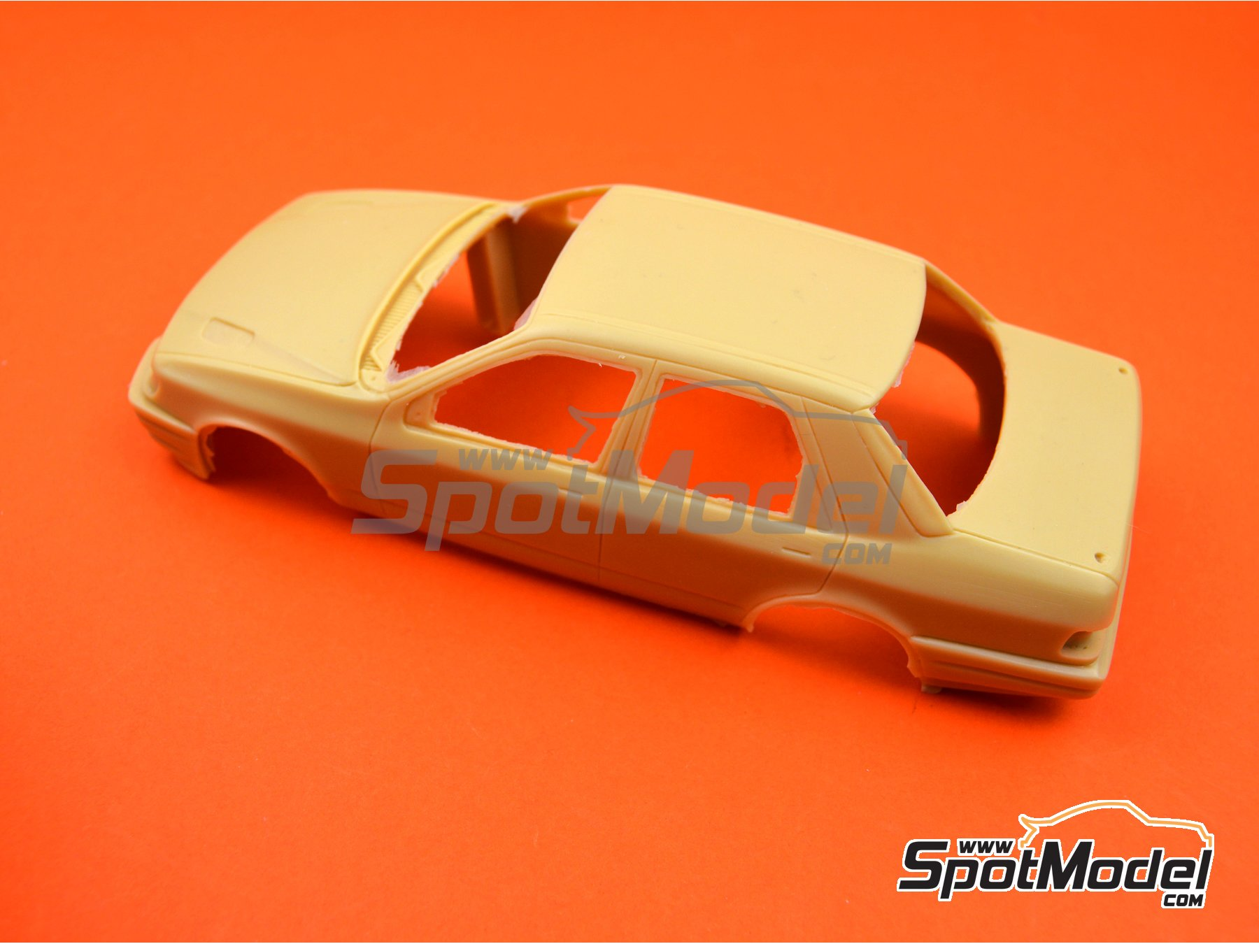 Image 3: Ford Sierra Cosworth 4x4 Group A | Bodywork in 1/24 scale manufactured by Renaissance Models (ref. CTR2424-BODY)