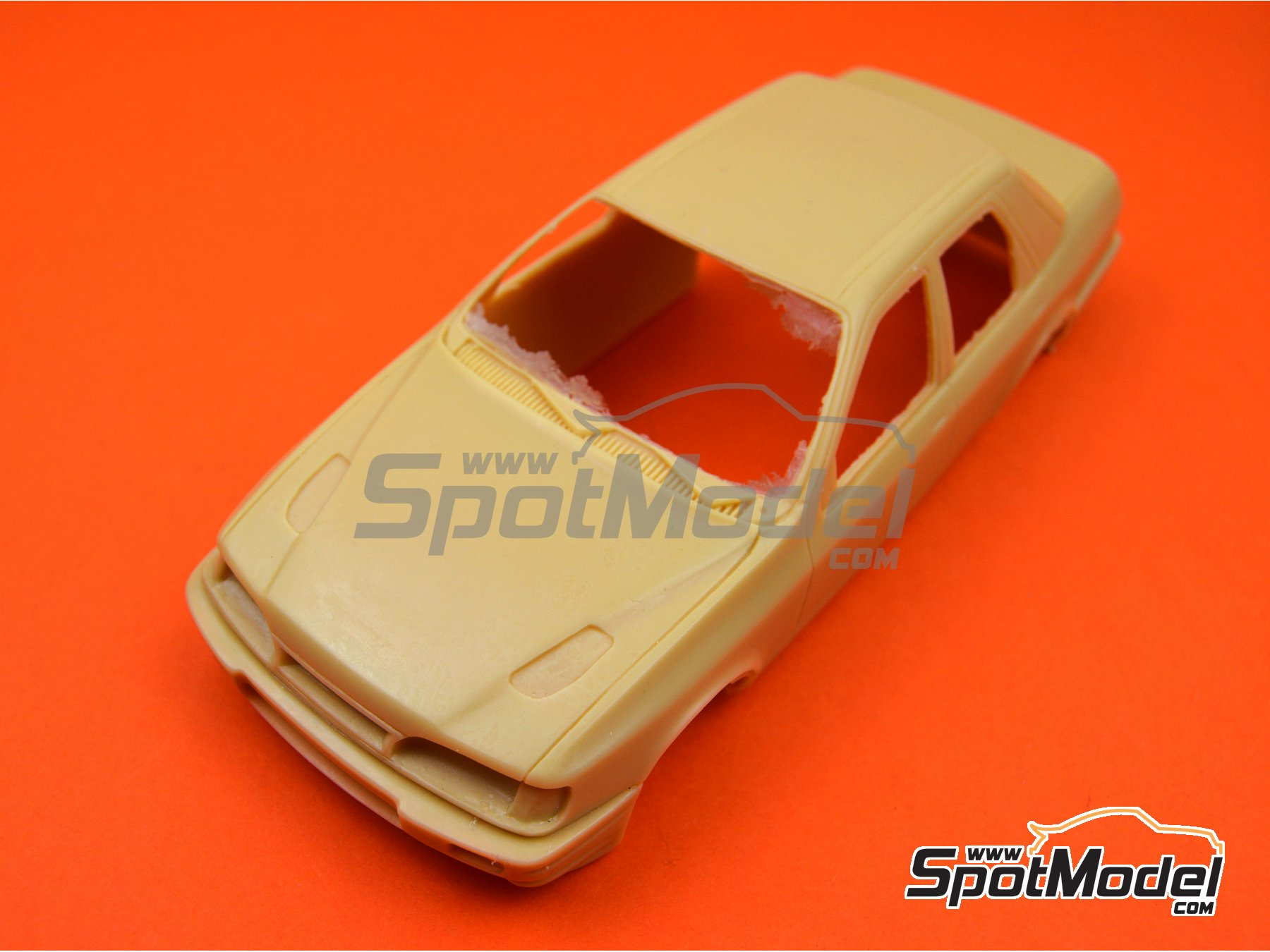 Image 4: Ford Sierra Cosworth 4x4 Group A | Bodywork in 1/24 scale manufactured by Renaissance Models (ref. CTR2424-BODY)