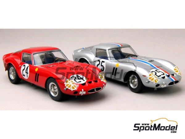 renaissance models decals 1 24 scale ferrari 250 gto 24 25 172 jean 39 beurlys 39 blaton be. Black Bedroom Furniture Sets. Home Design Ideas