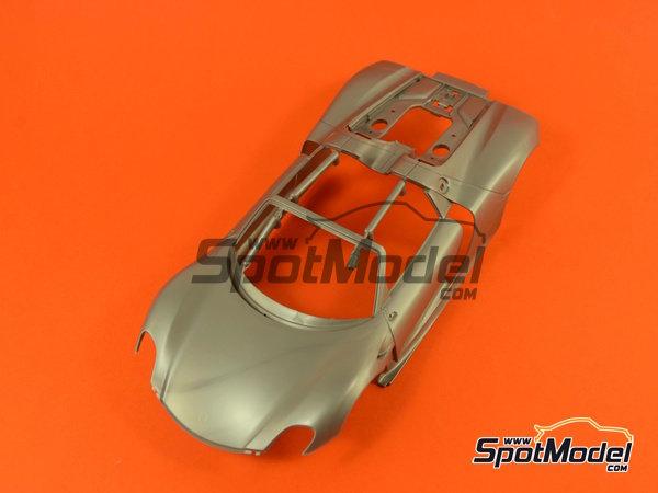 Image 5: Porsche 918 Spyder | Maqueta de coche en escala1/24 fabricado por Revell (ref.REV07026, tambien 07026 y 80-7026)