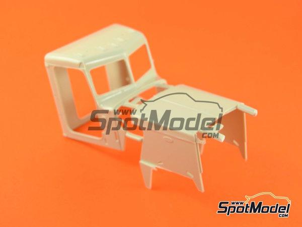 Image 8: Peterbilt 359 Conventional | Maqueta de camión en escala1/25 fabricado por Revell (ref.REV07412)