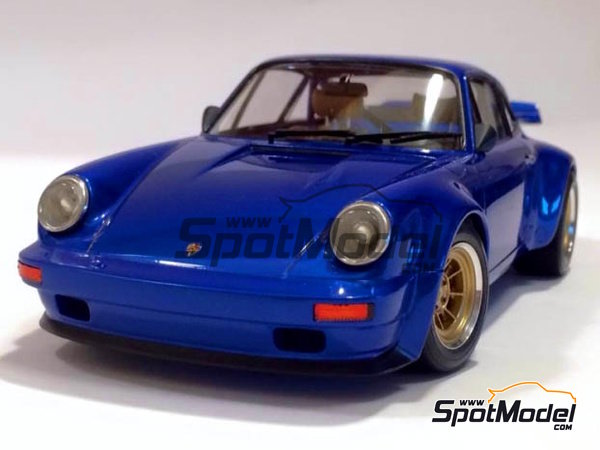 Image 2: Porsche 911 Singer Style | Lights in 1/24 scale manufactured by Scale Production (ref. SP24258)