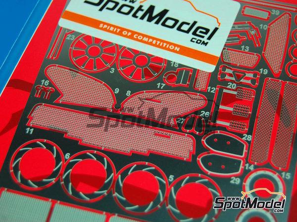 Image 3: McLaren MP4-12C GT3 | Set de mejora y detallado en escala1/24 fabricado por Studio27 (ref.ST27-FP24154)