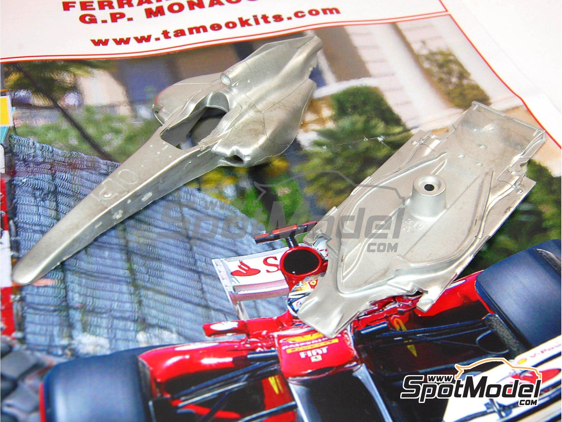 Tameo kits model car kit 1 43 scale ferrari 150 italia for Sucursales banco santander en roma italia