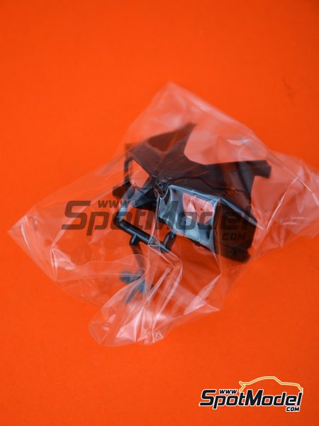 Kawasaki Ninja H2R: Cowl (A27) | Spare part in 1/12 scale manufactured by Tamiya (ref.19000949) image