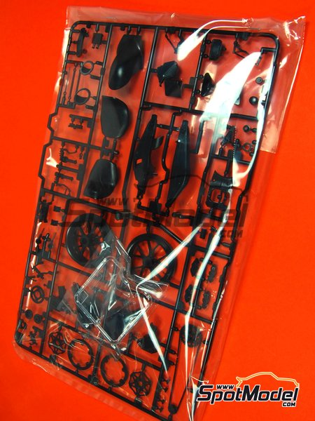 Ducati Desmosedici GP3: Sprue A | Spare part in 1/12 scale manufactured by Tamiya (ref. TAM14101-SPRUE-A) image