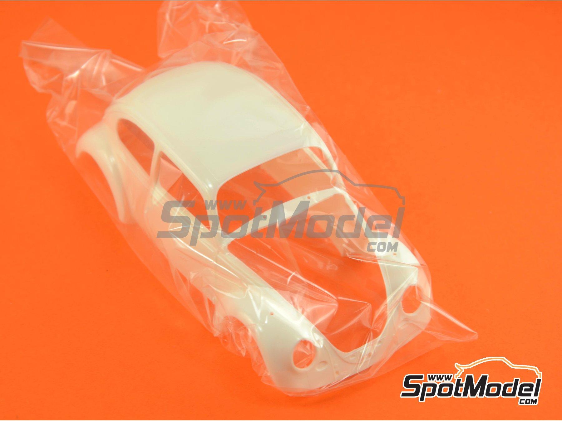 Image 6: Volkswagen Beetle 1300 -  1966 | Maqueta de coche en escala1/24 fabricado por Tamiya (ref.TAM24136, tambien 24136)