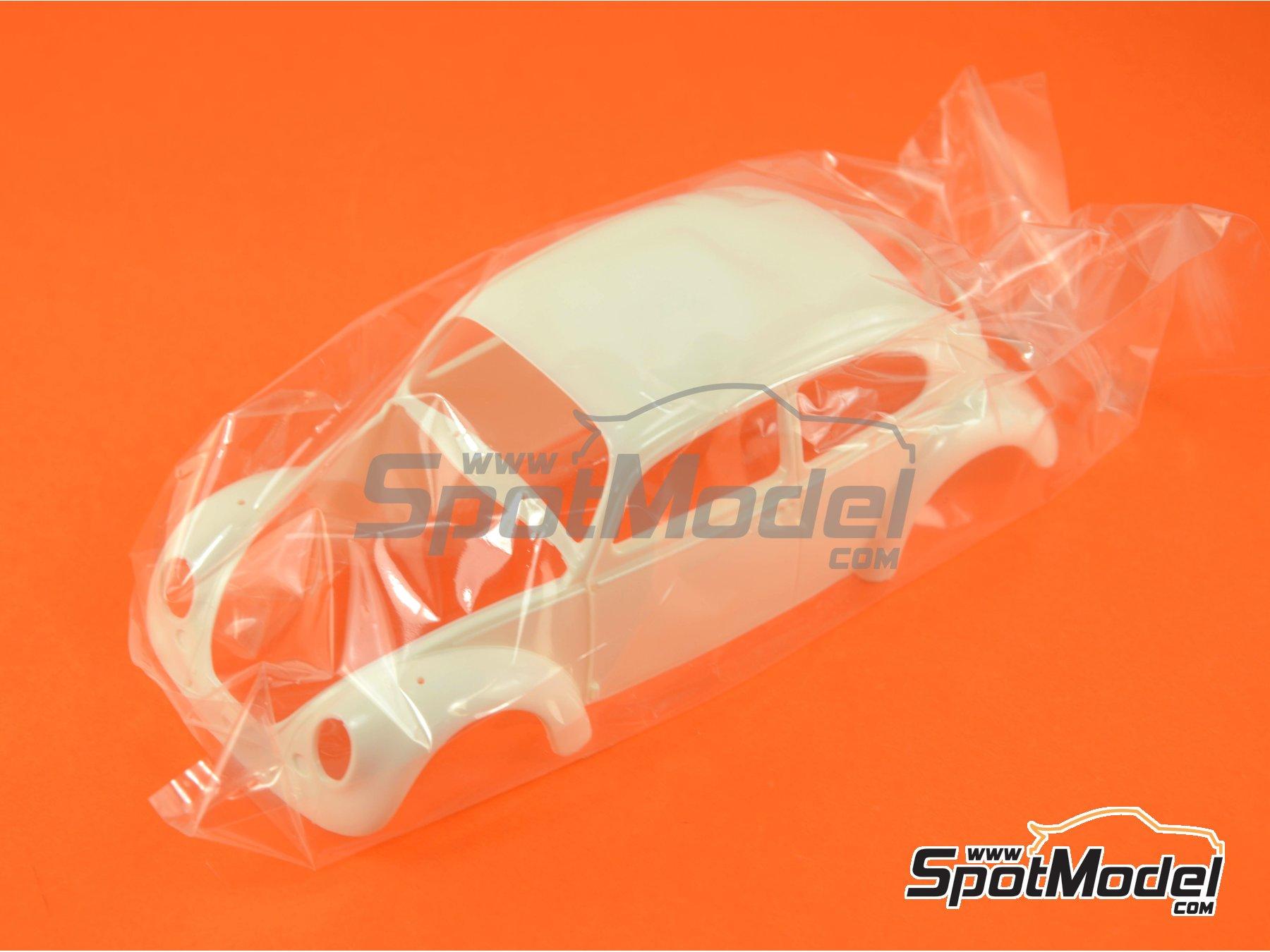 Image 7: Volkswagen Beetle 1300 -  1966 | Maqueta de coche en escala1/24 fabricado por Tamiya (ref.TAM24136, tambien 24136)
