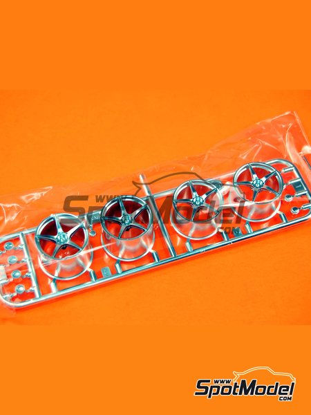 Ferrari Laferrari: Sprue B | Spare part in 1/24 scale manufactured by Tamiya (ref. TAM24333-SPRUE-B) image