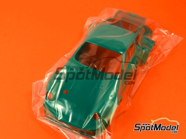 Image 7: Porsche 934 Turbo RSR Group 4 Vaillant Kremer Racing - German Racing GTs Championship 1976 | Model car kit in 1/24 scale manufactured by Tamiya (ref. TAM24334, also 24334)