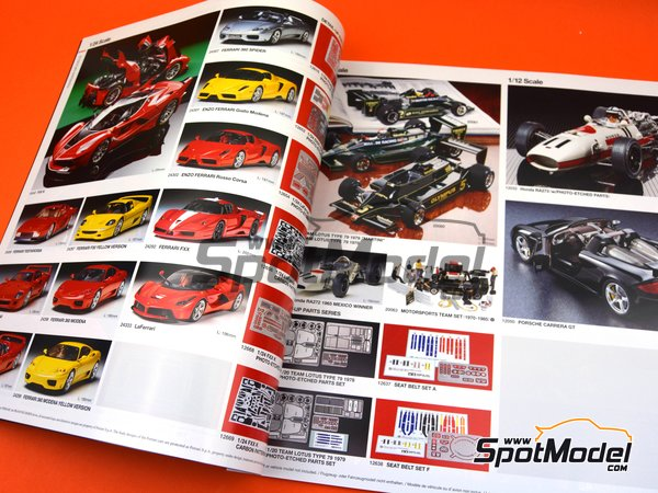 Image 2: Tamiya catalog 2018 | Catalogue manufactured by Tamiya (ref. TAM64413)