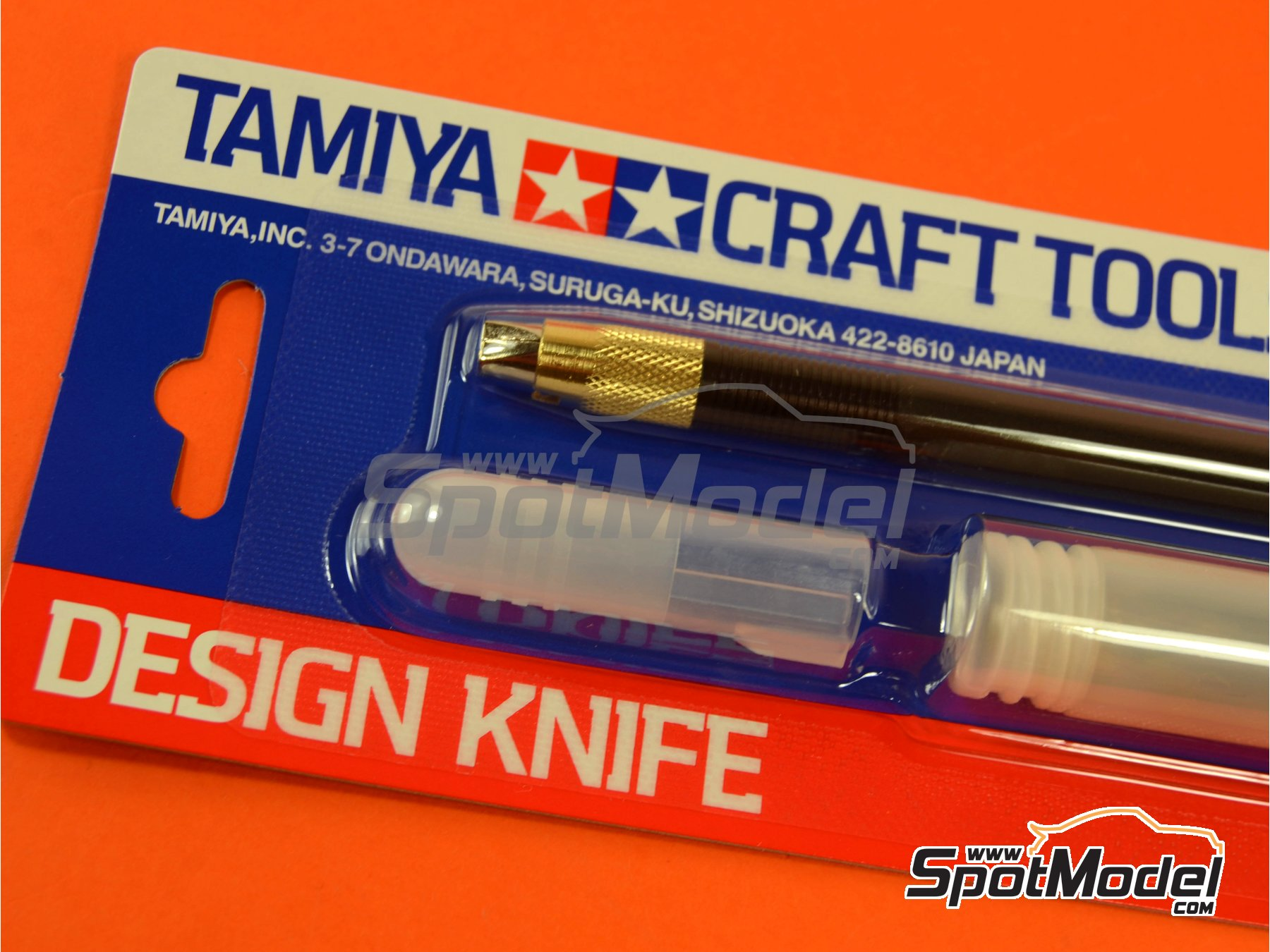 Image 4: Design knife craft tools | Tools manufactured by Tamiya (ref.TAM74020)