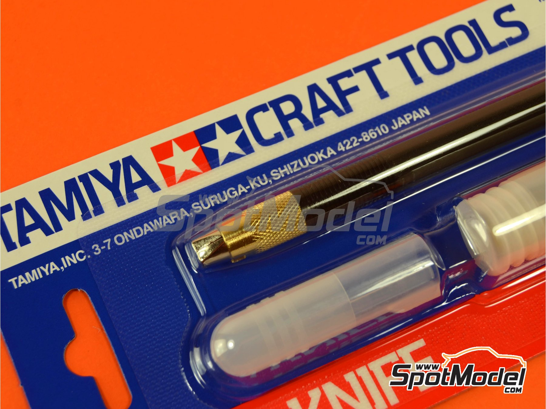Image 5: Design knife craft tools | Tools manufactured by Tamiya (ref.TAM74020)