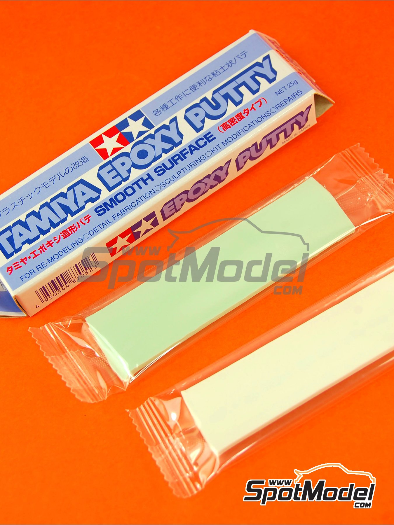 Epoxy Putty | Putty manufactured by Tamiya (ref. TAM87052) image