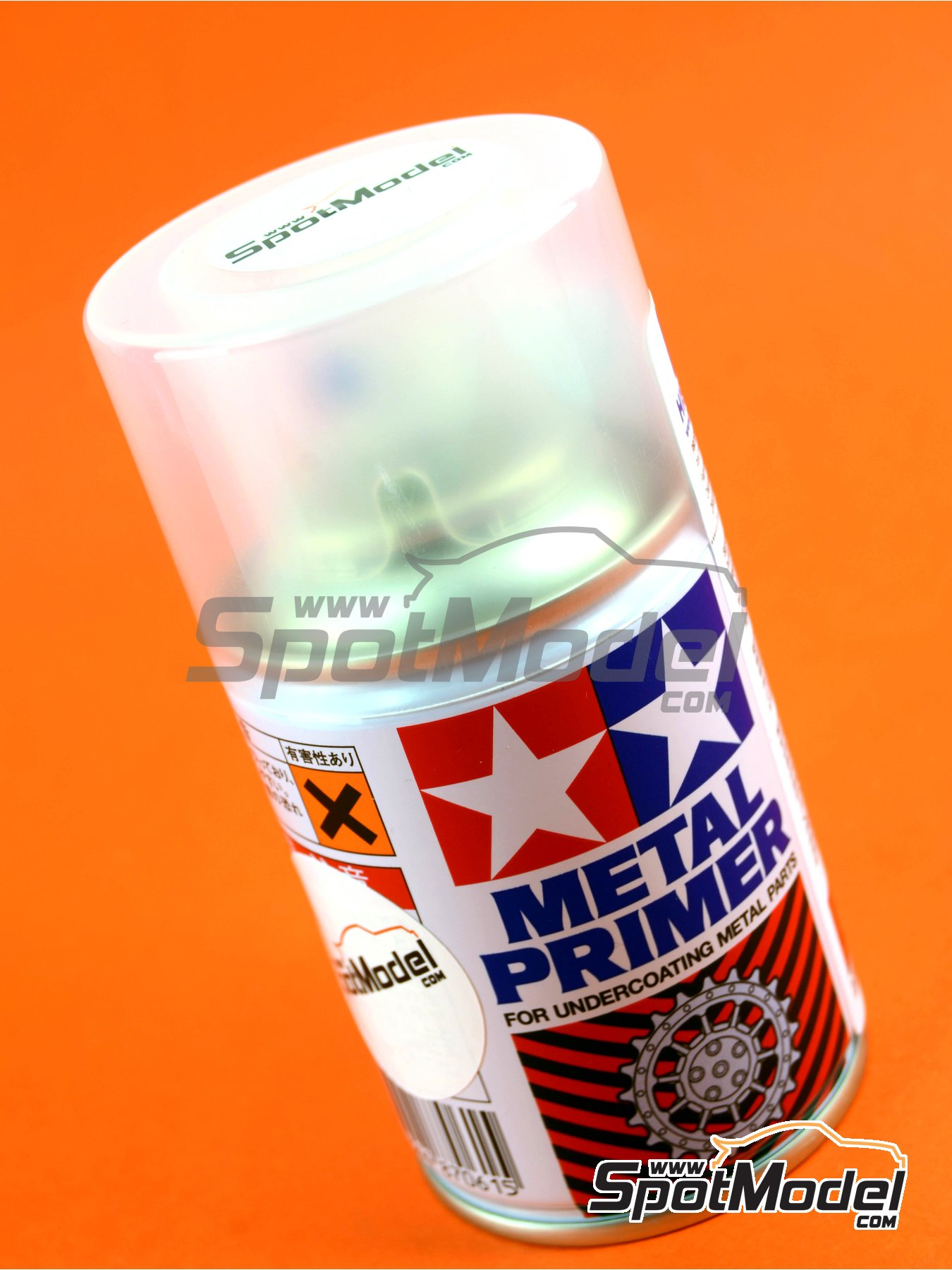 Metal Primer 100ml Spray | Primer manufactured by Tamiya (ref. TAM87061) image