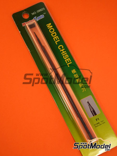 Model chisel 1mm wide | Scriber manufactured by Trumpeter (ref. 09923) image