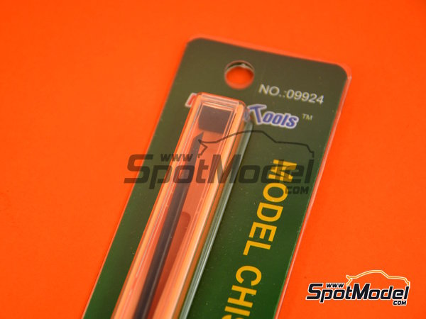 Image 5: Model chisel 2mm wide | Scriber manufactured by Trumpeter (ref. 09924)