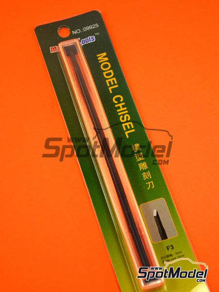 Model chisel 3mm wide | Scriber manufactured by Trumpeter (ref. 09925) image