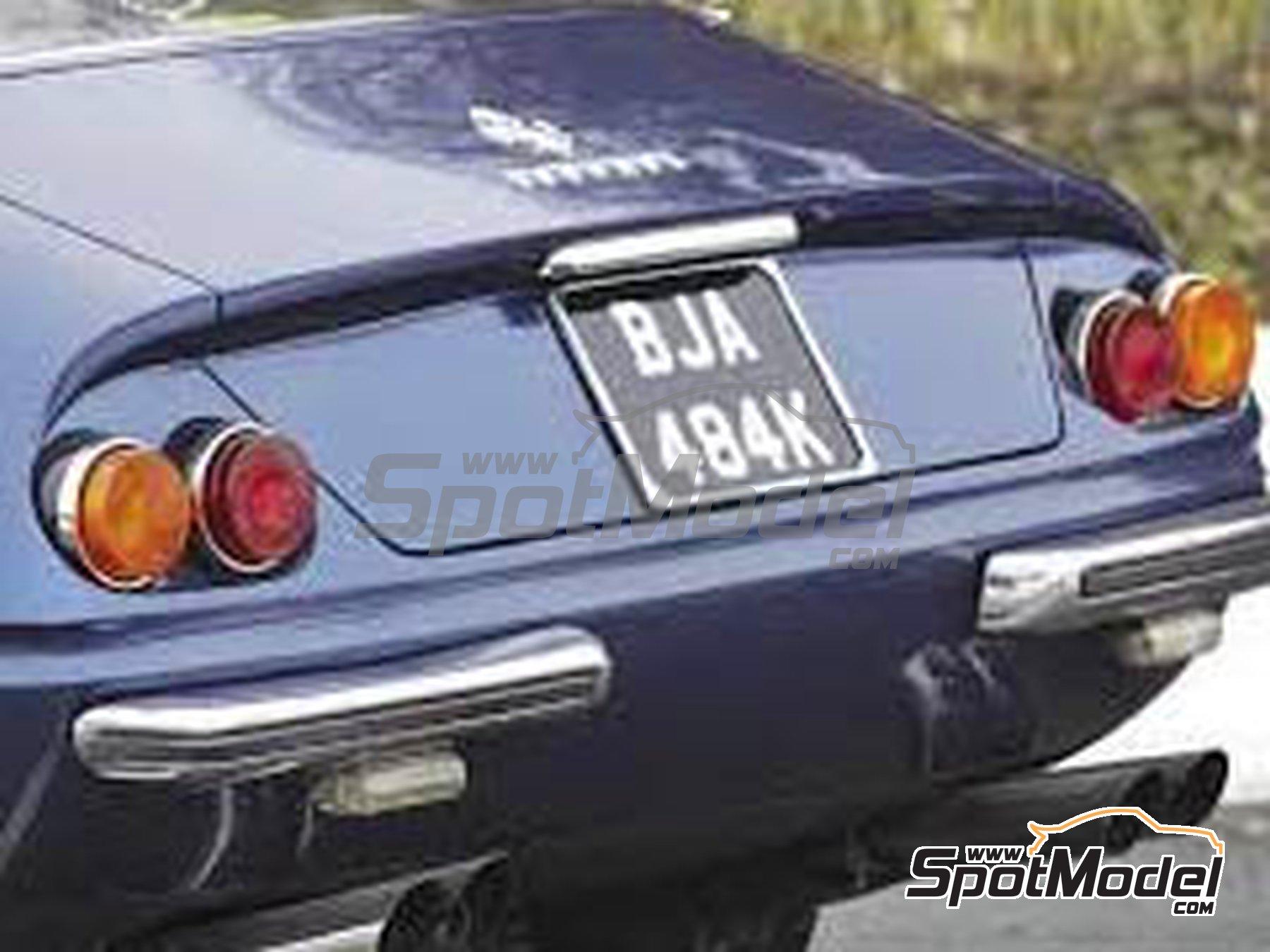 Image 1: Ferrari Blue Sebring - Code: 203.852 - 1 x 60ml | Paint manufactured by Zero Paints (ref.ZP-1007-203.852)