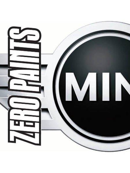 Negro cosmos Mini BMW - Mini BMW Cosmos Black  - Code: 303 - 1 x 60ml | Pintura fabricado por Zero Paints (ref.ZP-1027-303) image