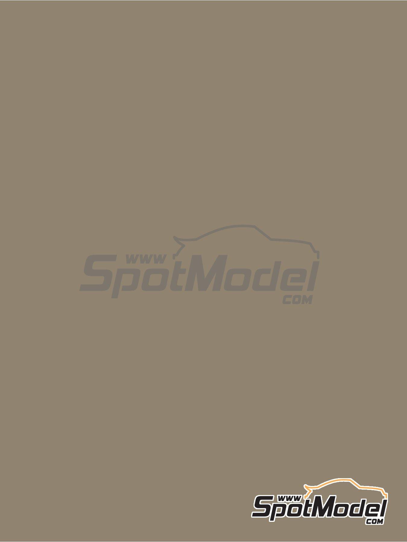 Beige perlado - RAL1035 - Pearlbeige - 1 x 60ml | Pintura fabricado por Zero Paints (ref.ZP-1033-RAL1035) image