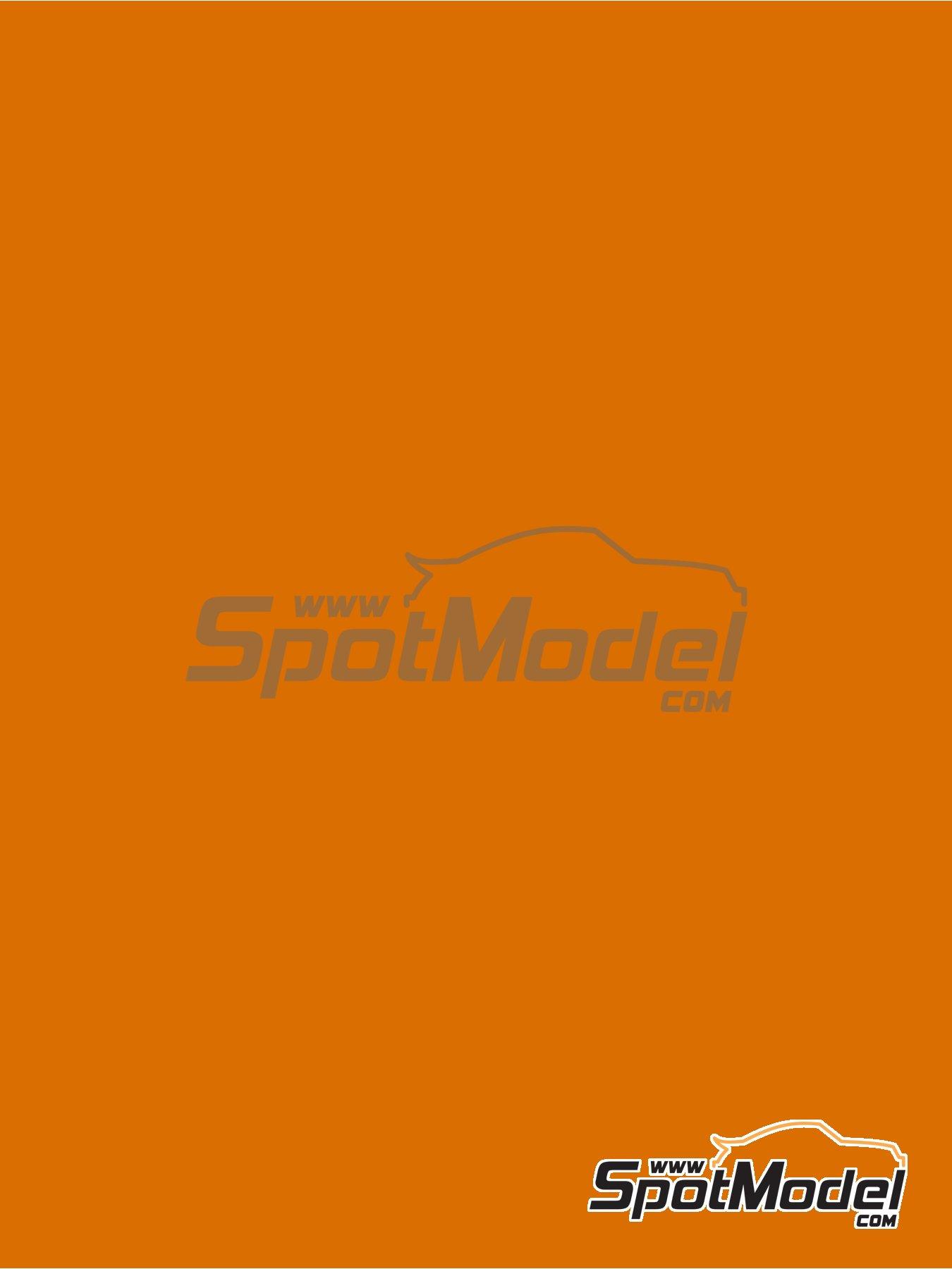 Amarillo naranja - RAL2000 - Yellow orange - 1 x 60ml | Pintura fabricado por Zero Paints (ref.ZP-1033-RAL2000) image