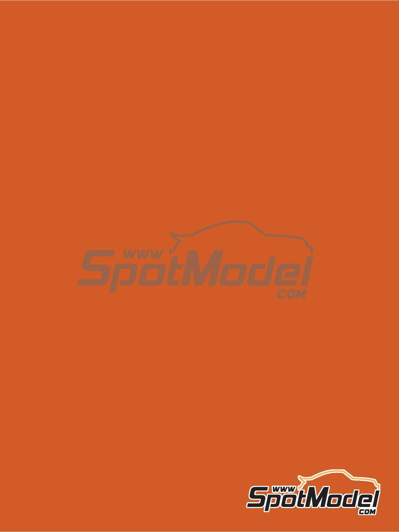 RAL2010 - Signal orange - 1 x 60ml | Paint manufactured by Zero Paints (ref.ZP-1033-RAL2010) image