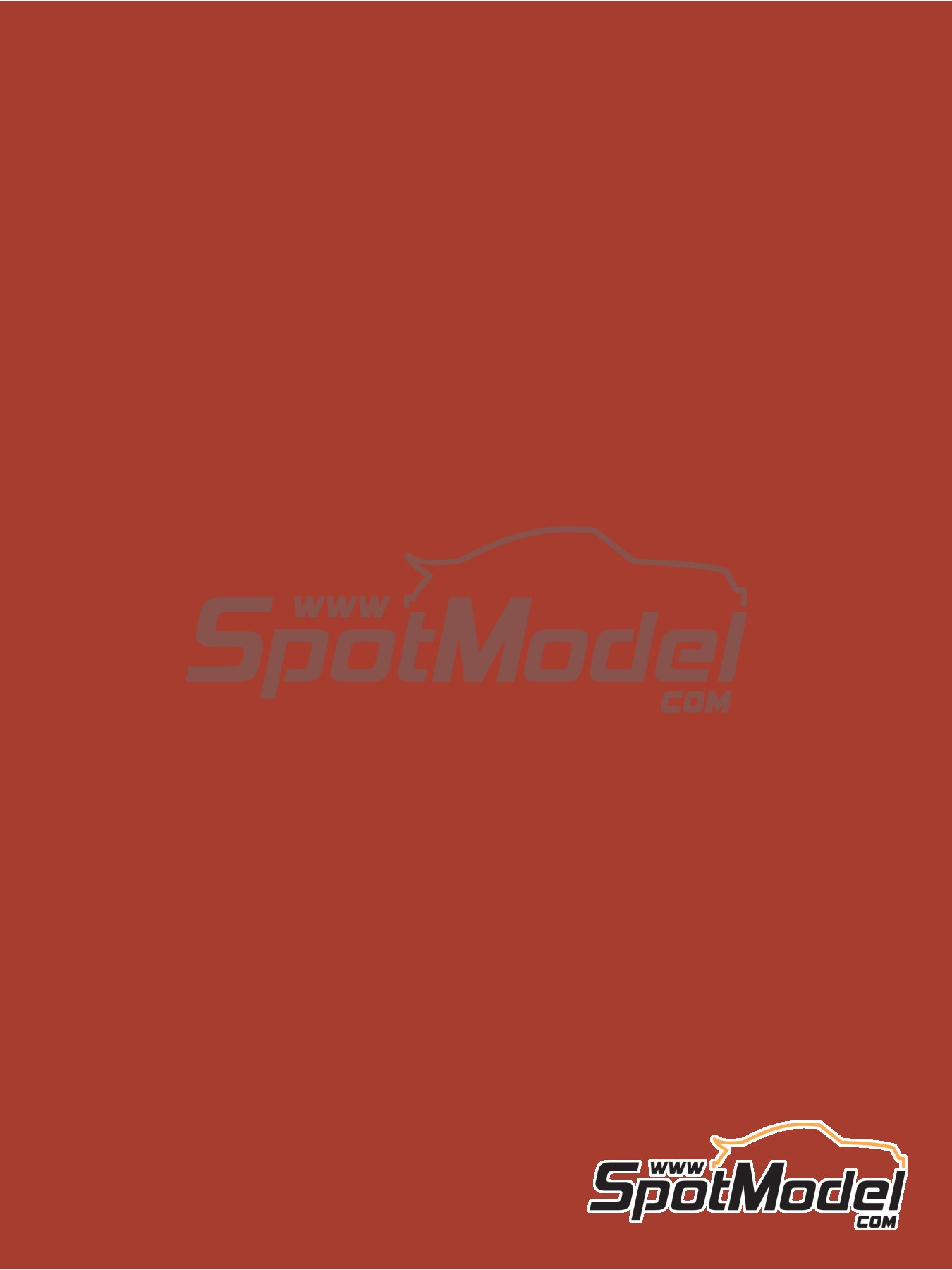 RAL3016 - Coral red - 1 x 60ml | Paint manufactured by Zero Paints (ref. ZP-1033-RAL3016) image