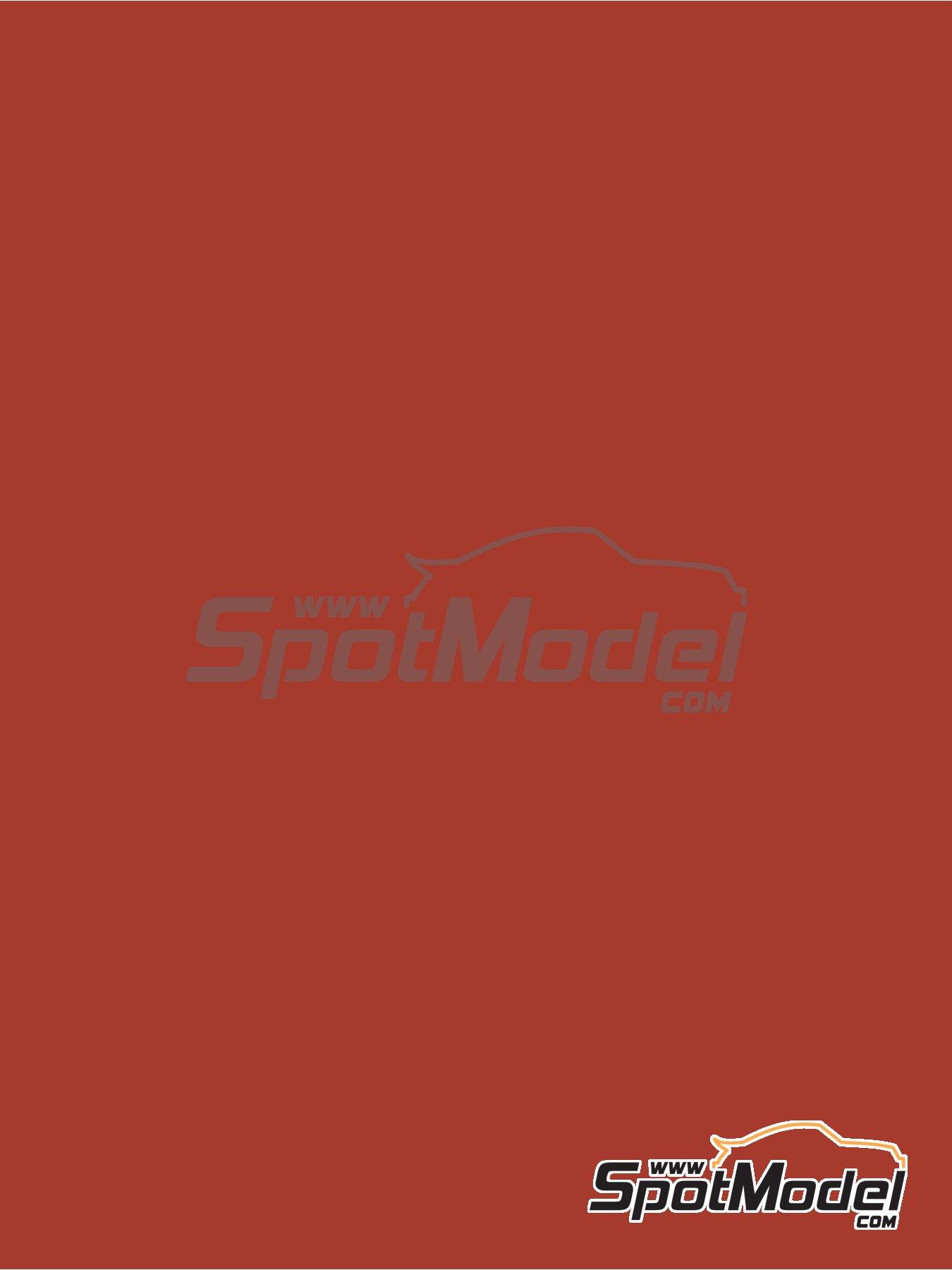 Rosa perlado - RAL3033 - Pearlpink - 1 x 60ml   Pintura fabricado por Zero Paints (ref.ZP-1033-RAL3033) image